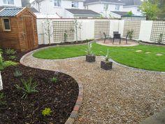 GreenArt Landscapes Garden design,construction and maintenance Blog: Garden design and makeover Wheaton Hall, Drogheda co.Louth