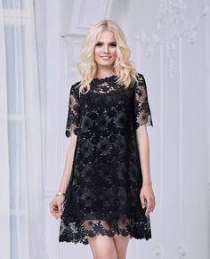 Девочки, это наше еще одно милое кружевное платье из новой коллекции! Как…