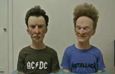 Real Life Versions of Beavis and Butt-Head....AYE DIOS MIO!!!!