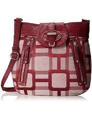 Nine West Zipster Large Cross-body Handbag