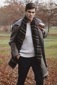 Casual Winter Clothes For Men 25