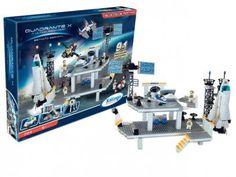 Kit de Blocos Quadrante X Estação Espacial - Xalingo - 704 Peças com as melhores condições você encontra no Magazine Edmilson07. Confira!