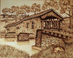 Wood Burning Stencils, Wood Burning Crafts, Wood Burning Patterns, Wood Burning Art, Stencil Wood, Coffee Artwork, Coffee Painting, Homemade Bird Houses, Ed Wood