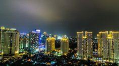 Jakarta Night Shoot
