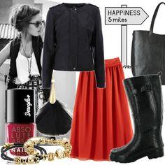 Wellies, Happiness, Fashion