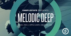 Melodic Deep House!  Samplestate is proud to present our latest product, Melodic Deep.  This pack features 716MB of quality melodic deep house sounds and loops, in pristine 24 bit.   Taking inspiration from a number of artist such as Adriatique, Claptone, Manu Le Tough, Animal Trainer, Ten Walls, Aim, Dixon and more.  Moving between lighter and darker shades of deep house, all crafted with a focus on detailed production and melodic content. With 84 drum loops over 3 tempos.