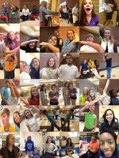 We are the Heart of Leadership. I love all my student council buddies! …