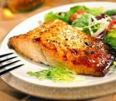 Receita de salmão grelhado