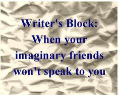 Writing Prompt: How do you fight writer's block?