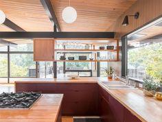 Modern Kitchen Renovation, Modern Kitchen Cabinets, Modern Kitchen Design, Home Renovation, New Kitchen, Kitchen Ideas, Kitchen Updates, Kitchen Renovations, Kitchen Redo