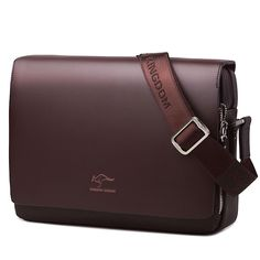 Leather Shoulder Bag for Men //Price: $75.00 & FREE Shipping //     #jewelries