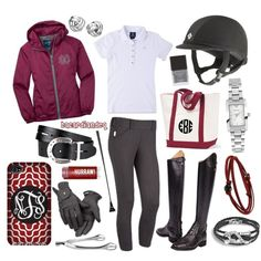 """Burgundy Grey"" by bacardiandeq on Polyvore"