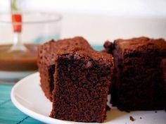 Découvrez la recette Gâteau au chocolat ultra-rapide sur cuisineactuelle.fr.