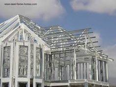 resultado de imagen para casa fabricadas con estructura metalica en espaa