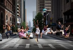 NYC?. Seven beautiful flyers // Richard Calmes