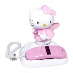 Celebrities who wear, use, or own Hello Kitty Telephone Angel Style. Also discover the movies, TV shows, and events associated with Hello Kitty Telephone Angel Style. Hello Kitty Zimmer, Hello Kitty Haus, Hello Kitty Rooms, Sanrio Hello Kitty, Cordless Telephone, Hello Kitty Collection, Caller Id, Household Items, Boyfriend Gift Ideas
