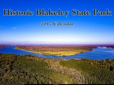Blakeley State Park, Civil War Memorial site and Scenic Nature Trails in Spanish Fort, Alabama