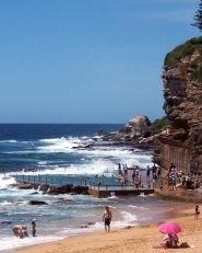 Avalon Beach, Sydney, Australia  #Travel