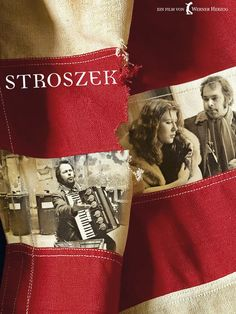 Can anything be bleaker than the shabby slums of Berlin? Yes, argues director Werner Herzog in Stroszek: try Wisconsin sometime. Bruno S. stars as an ex-mental patient who dreams of the so-called promised land of America. He aligns himself with Kaspar Hauser, Wisconsin, Werner Herzog, Street Musician, Film Streaming Vf, Jean Luc Godard, Animal Posters, Slums, Kinds Of People