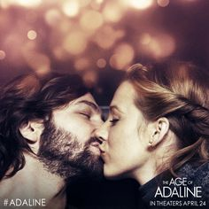 Some moments are worth waiting a lifetime for… #Adaline - Only in theaters 4/24