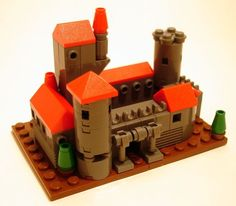 Microscale | Architecture | Castle Pozega by Petar Jurkovic https://www.flickr.com/photos/47343879@N08/5023663408