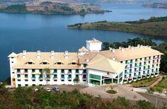 Itá Thermas Resort e Spa - Vista aérea, Itá SC