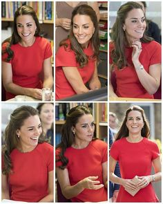 #yesterday The Duke and Duchess of Cambridge at Youngminds Mental Health…