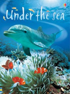 UNDER THE SEA, UNDER THE SEA,WHAT MYSTERY AWAITS? What lives at the bottom of…