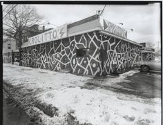 Image of 79.022.2770, Negative, Film: Crocitto's Lounge, photo by Herbert A. Flamm, January 1970