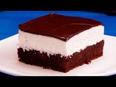 Konečně! Výborný recept na domácí koláč z jednoduchých ingrediencí| Cookrate - Czech - YouTube Mini Cheesecake, Chocolate Cheesecake, Dessert Recipes, Food And Drink, Izu, Desert Recipes, Homemade Cake Recipes, Homemade Cakes, Cake Receipe