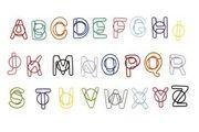 Clips de letras en www.simplynice.es