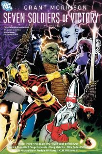 SEVEN SOLDIERS OF VICTORY VOL. 2   DC Comics