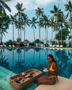 making us want to book a flight to Bali ASAP! Flights To Bali, Bougie Black Girl, Vacation Mood, Black Luxury, Black Girl Aesthetic, Beautiful Places To Travel, Travel Aesthetic, Luxury Travel, Dream Vacations