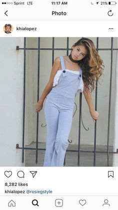 Model Outfits, Cute Girl Outfits, Pretty Outfits, Fall Outfits, Tween Fashion, I Love Fashion, Fashion Outfits, Khia Lopez, Beautiful Red Hair