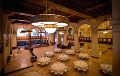 Event Space in Los Angeles, California: The Majestic Halls are timeless and regal, full of historic value that is unrivaled in Los Angeles. With a combined ...
