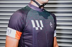 Wired Cycling Kit. Not shabby for a corporate kit.
