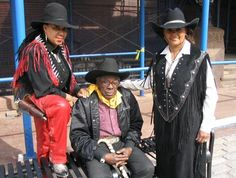 "NEW YORK CITY FEDERATION OF BLACK  COWBOYS   The Federation of Black Cowboys was created in 1994 by a group of diverse people looking to share and promote knowledge of the ""Black West"". Seeking to create greater understanding of African American culture and heritage, we endeavor to provide educational opportunities for the young public of New York."