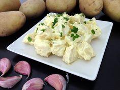 Las patatas con aliolison unatapamuy nuestra... Esta recetaes muy sencilla y es perfecta para cualquierocasión. Puedes servirlas tal y como comentaba