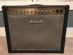 # Marshall Vintage Modern Combo Guitar Amp Purple Celestion Creambacks please retweet