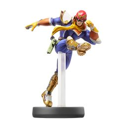 Captain Falcon Figure-for Chris (available in Dec) 1 out of 3