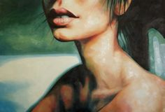 Neck and mouth  By Thomas Saliot