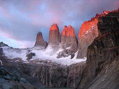 Le Torri del Paine, Ande Patagoniche, Cile