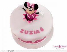 Myszka Mini, tort z Myszką Mini, torty dla dzieci, tort urodzinowy, torty bajkowe, urodziny dziecka, Tarnów