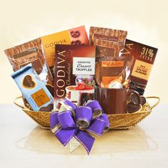 Our Godiva Coffee, Cocoa & Chocolate