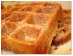 Medifast Waffles « Nicole's Blog