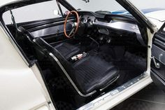 1967 Ford Shelby Mustang GT350 Interior