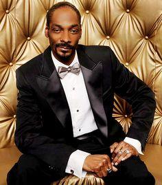 Debonnaire Snoop Dogg
