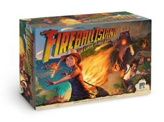 Fireball Island: The Curse of Vul Kar - - and many other great board games are available for the lowest prices at Zatu Games UK! Family Game Night, Family Games, Fun Games, Games To Play, Press Your Luck, When You Were Young, Close Your Eyes, News Games, Gift Ideas