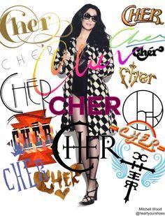 CHER HAIR : Photo