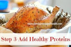 Find out which foods are the healthiest for you!  This is step 3 in finding your perfect diet!